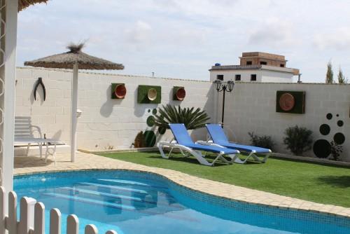 Villa del Estanque El Palmar